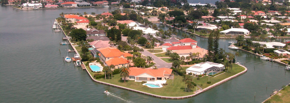 Bird Key Waterfront Homes